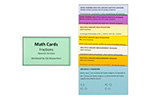 Math Cards: Fractions - Spanish Version